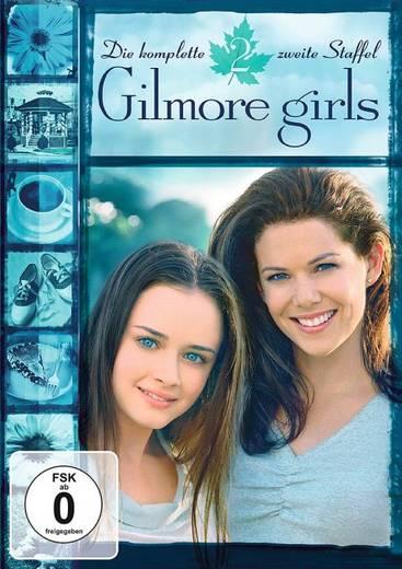 DVD Gilmore Girls FSK: 0