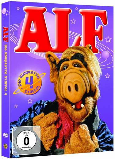 DVD ALF Season 4 FSK: 0