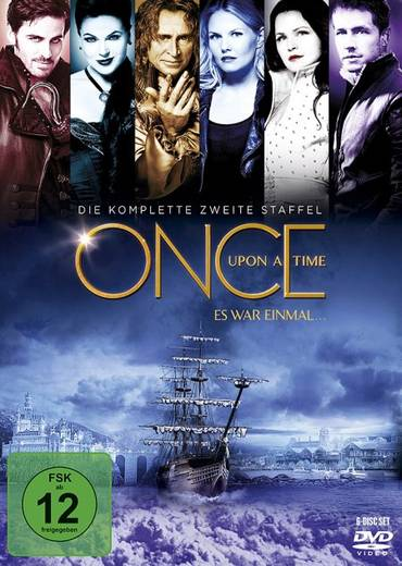 DVD Once Upon a Time Es war einmal FSK: 12