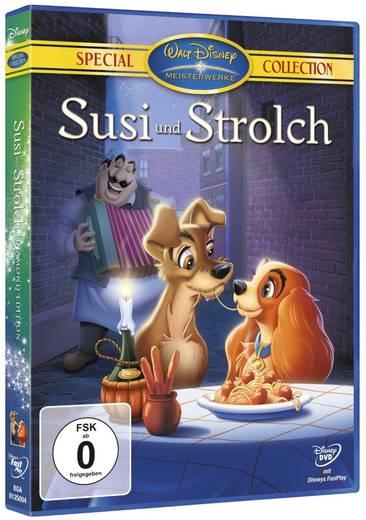DVD Susi und Strolch FSK: 0