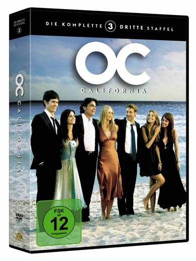 DVD OC California FSK: 12