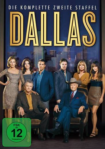 DVD Dallas FSK: 12