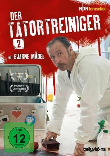 DVD Der Tatortreiniger FSK: 12