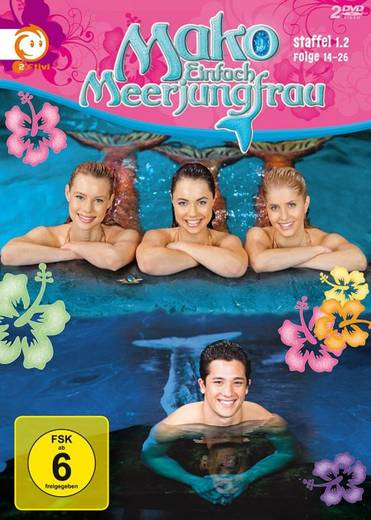 DVD Mako Einfach Meerjungfrau FSK: 6