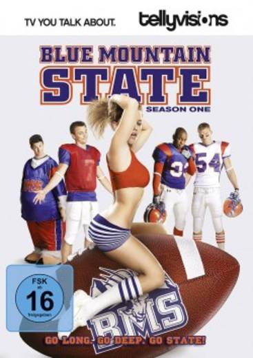 DVD Blue Mountain State FSK: 16