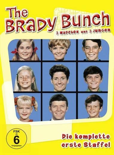 DVD The Brady Bunch 3 Mädchen und 3 Jungen FSK: 6