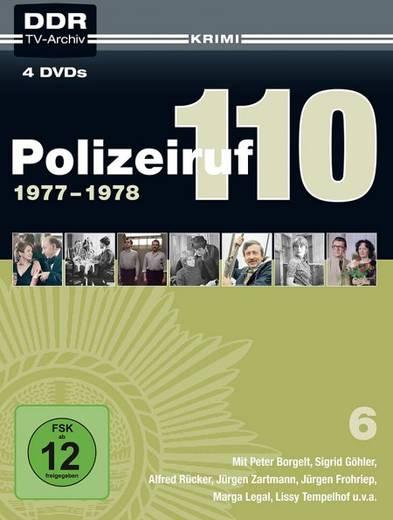 DVD Polizeiruf 110 FSK: 12