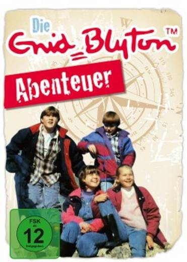DVD Die Enid Blyton Abenteuer FSK: 12