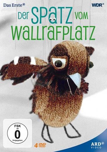 DVD Der Spatz vom Wallrafplatz FSK: 0