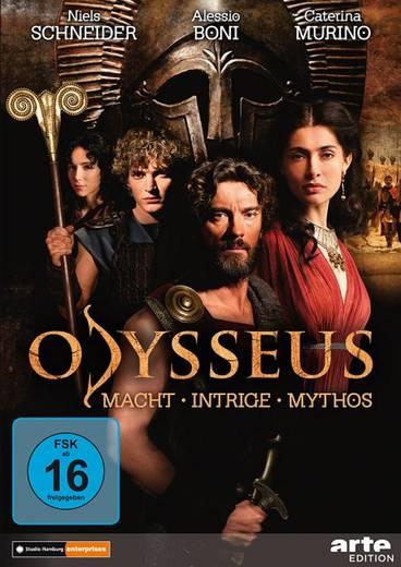 DVD Odysseus Macht. Intrige. Mythos. FSK: 16
