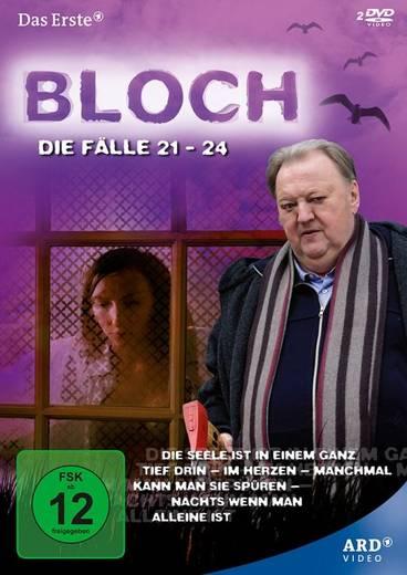 DVD Bloch FSK: 12