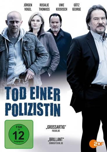 DVD Tod einer Polizistin FSK: 12