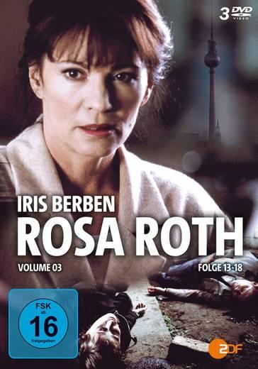 DVD Rosa Roth FSK: 16