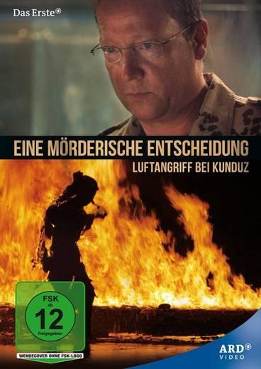 DVD Eine mörderische Entscheidung Luftangriff bei Kunduz FSK: 12