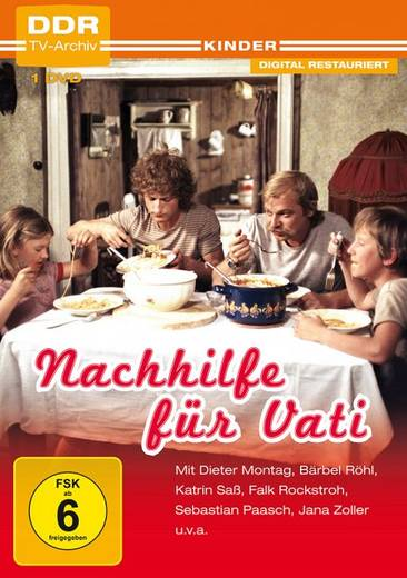 DVD Nachhilfe für Vati FSK: 6