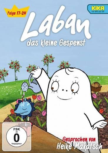 DVD Laban das kleine Gespenst FSK: 0