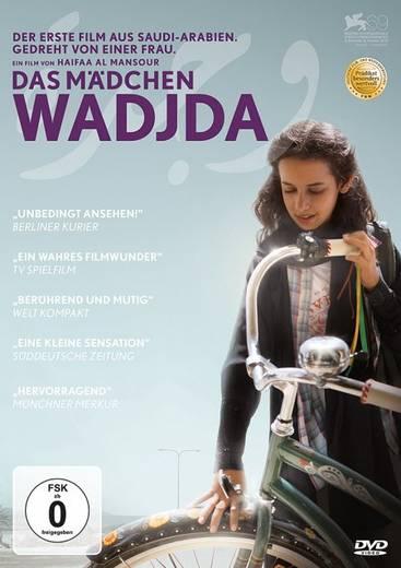 DVD Das Mädchen Wadjda FSK: 0