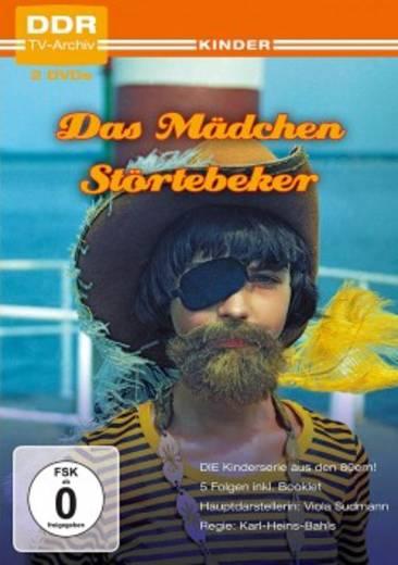 DVD Das Mädchen Störtebeker FSK: 0
