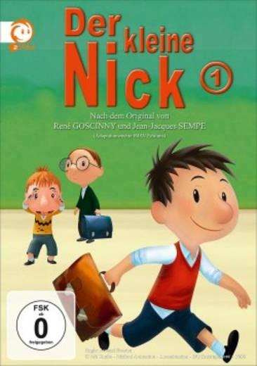 DVD Der kleine Nick FSK: 6