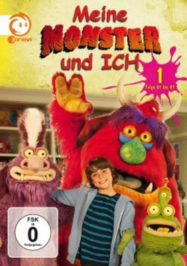 DVD Meine Monster und ich FSK: 0