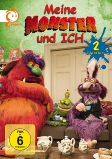 DVD Meine Monster und ich FSK: 6
