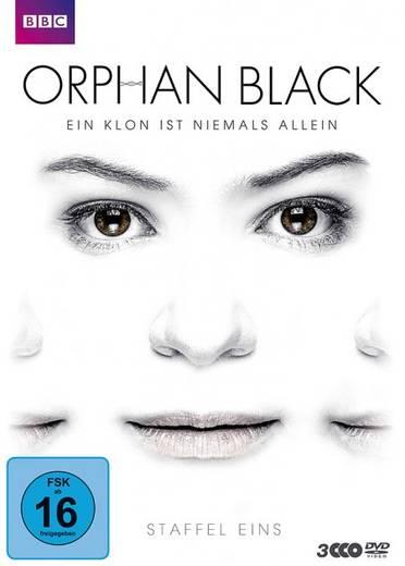 DVD Orphan Black FSK: 16