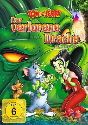 DVD Tom & Jerry Der verlorene Drache FSK: 6