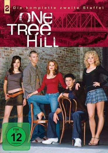 DVD One Tree Hill FSK: 12
