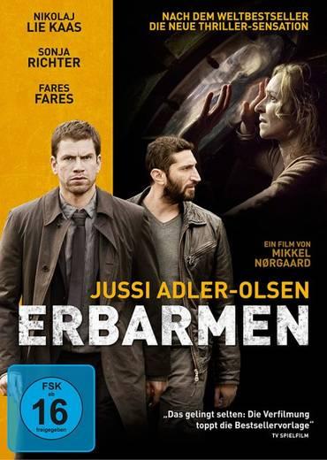 DVD Erbarmen FSK: 16