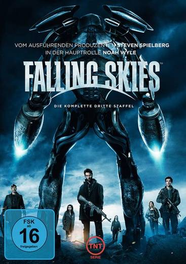 DVD Falling Skies FSK: 16