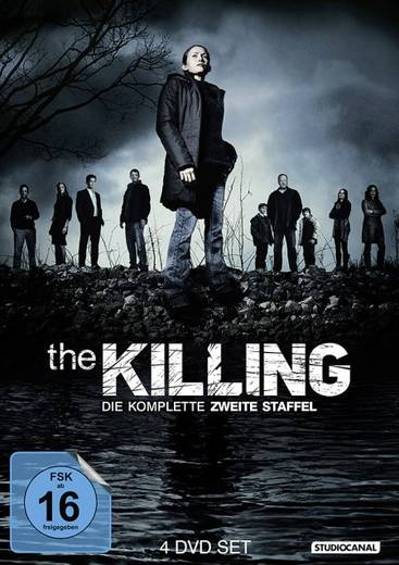 DVD The Killing FSK: 16