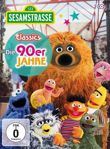 DVD Sesamstrasse Classics Die 90er Jahre FSK: 0