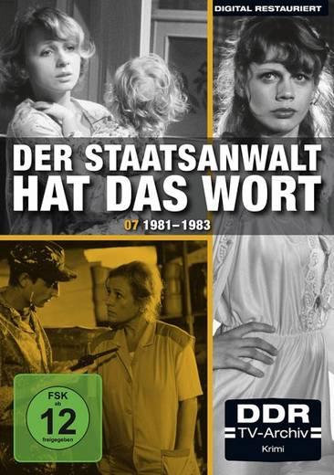 DVD Der Staatsanwalt hat das Wort FSK: 12