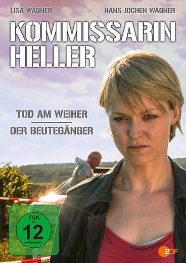 DVD Kommissarin Heller Tod am Weiher & Der Beutegänger FSK: 12