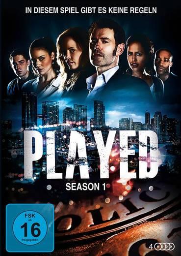 DVD Played FSK: 16