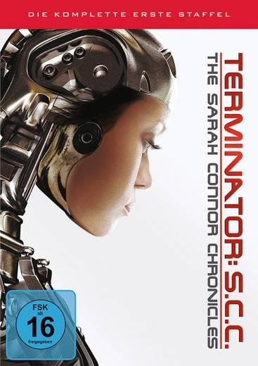 DVD Terminator The Sarah Connor Chronicles FSK: 16
