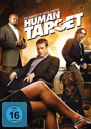 DVD Human Target FSK: 16