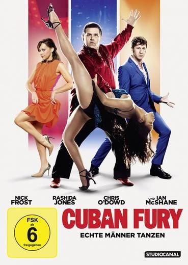 DVD Cuban Fury Echte Männer tanzen FSK: 6