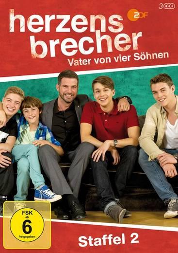 DVD Herzensbrecher Vater von vier Söhnen FSK: 6