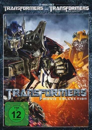 DVD Transformers FSK: 12