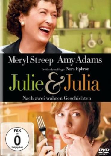 DVD Julie & Julia FSK: 0