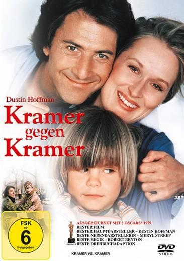 DVD Kramer gegen Kramer FSK: 6