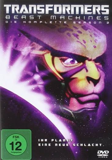 DVD Transformers: Beast Machines Die komplette Season 2 FSK: 12