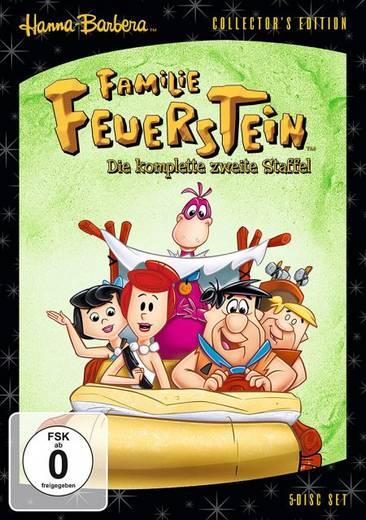 DVD Familie Feuerstein FSK: 0