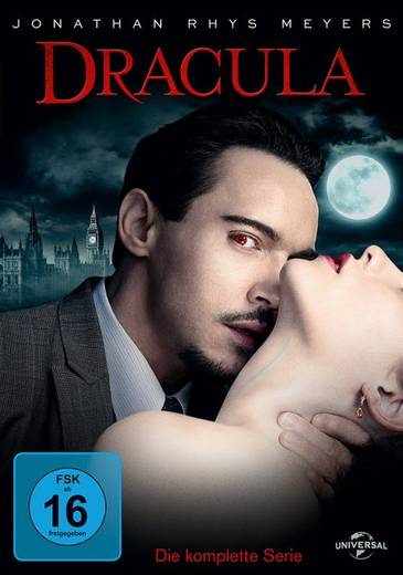 DVD Dracula FSK: 16