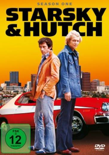 DVD Starsky & Hutch FSK: 16