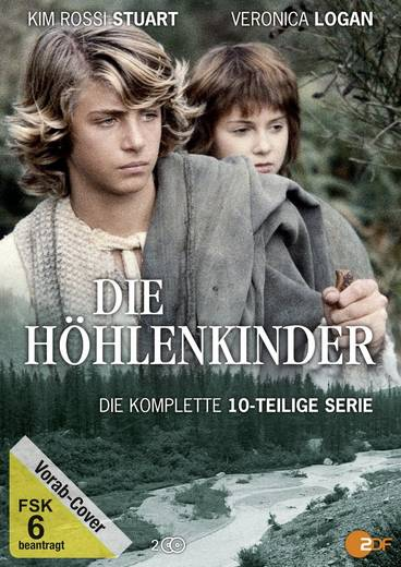 DVD Die Höhlenkinder Die komplette Serie FSK: 6