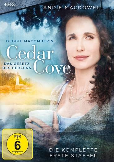 DVD Cedar Cove Das Gesetz des Herzens FSK: 6