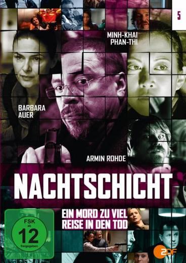 DVD Nachtschicht Ein Mord zuviel & Reise in den Tod FSK: 12