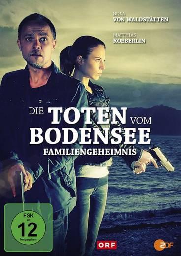 DVD Die Toten vom Bodensee Familiengeheimnisse FSK: 12
